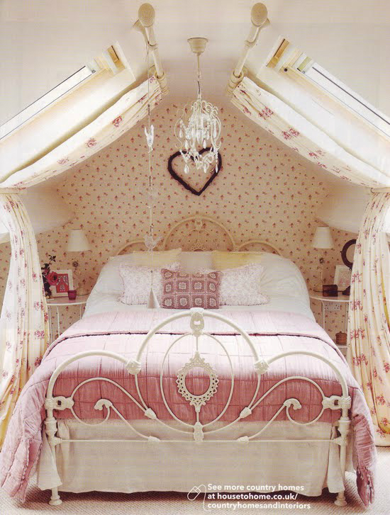 romantic fairytaile bedroom ideas 20