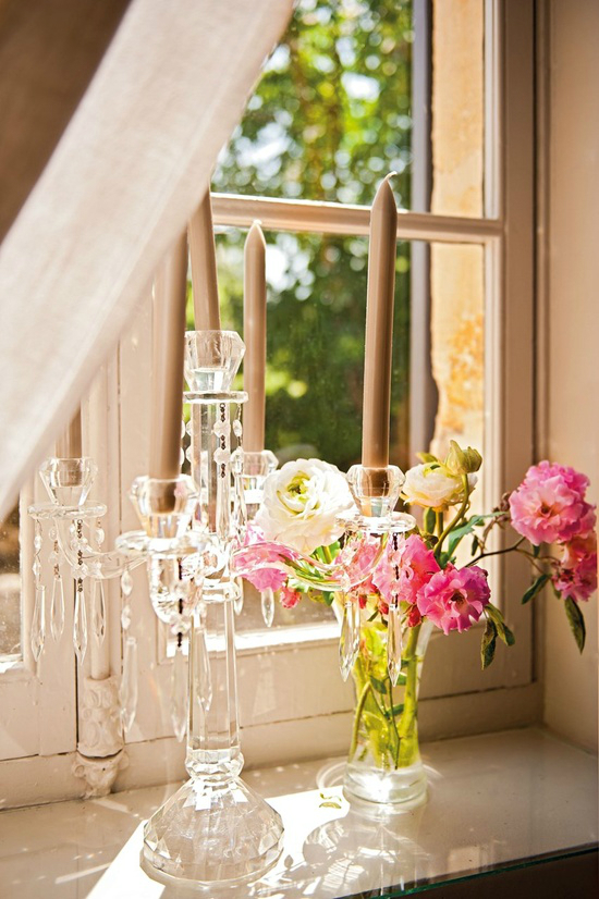 Rustic Interior With a Romantic Touch10