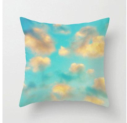 sky pillow case
