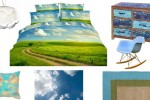 sky themed bedroom decorating ideas