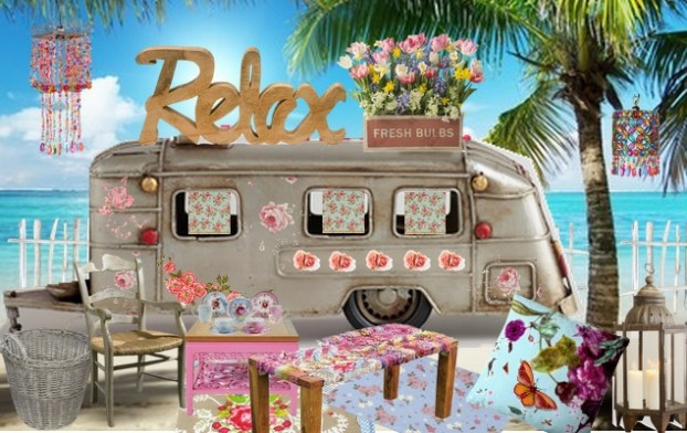 Decor Finds Summer Boho Chic Decorating Ideas By Melina Divani