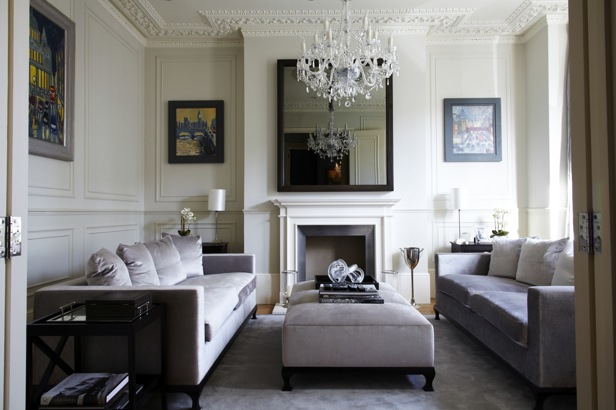 Victorian Contemporary Interior Design 2