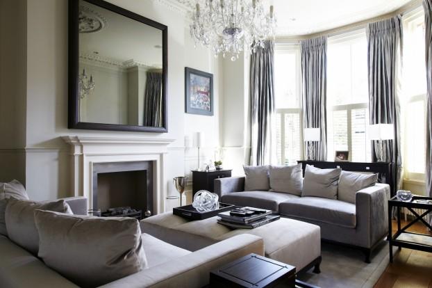 victorian contemporary interior design