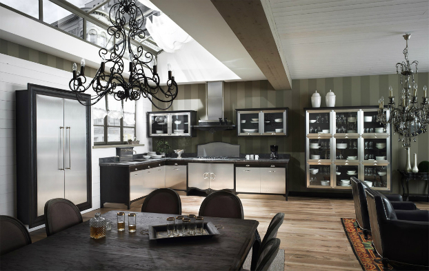 classic elegant kitchens  ideas