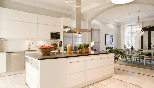 Scandinavian Interior Design With Colour Touches12