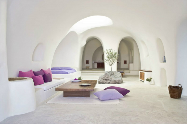 greek island room interios 2