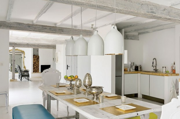 Barn Transformed into contemporary home2