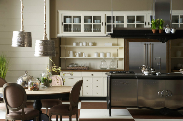 Kitchens With Striking Design And Elegant Style Decoholic