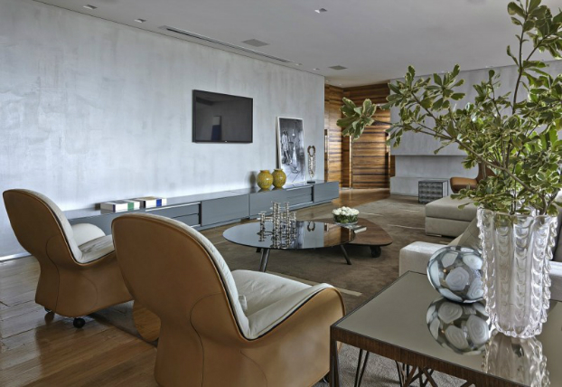 contemporary interior design by Apartment LA by David Guerra 3