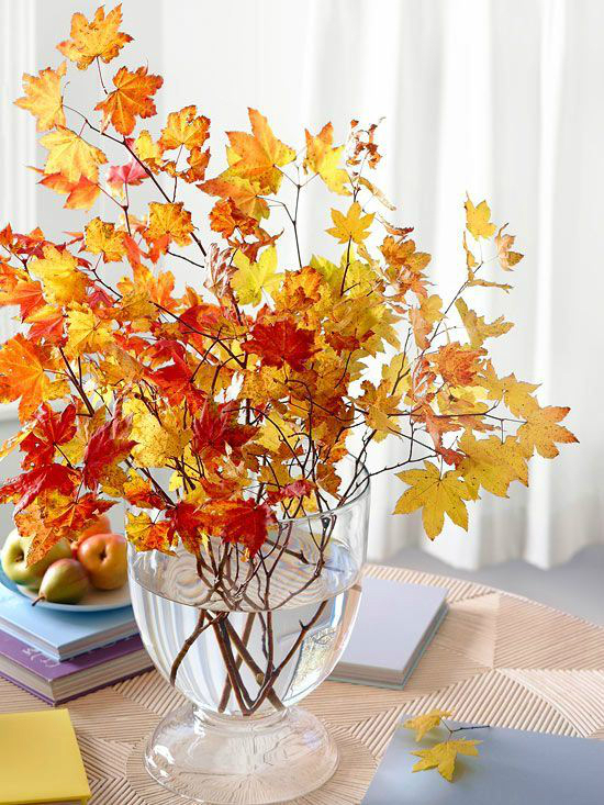 fall decor idea