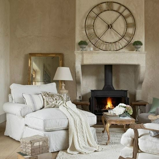fall living room idea