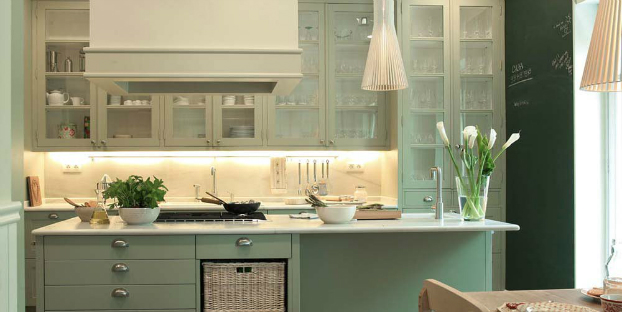 glamour kitchen design 11