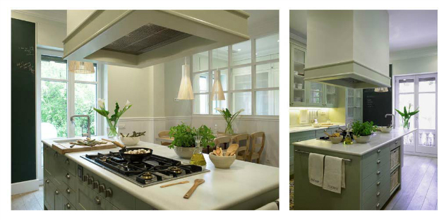 glamour kitchen design 12