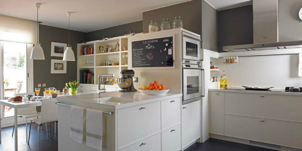 glamour kitchen design 14