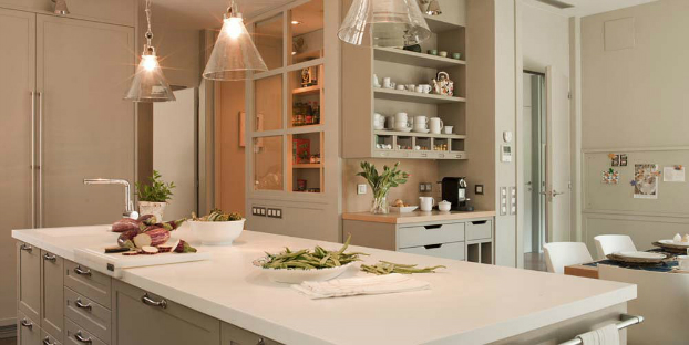 glamour kitchen design 19