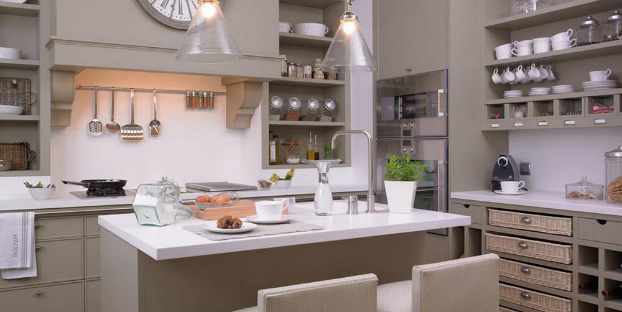 glamour kitchen design
