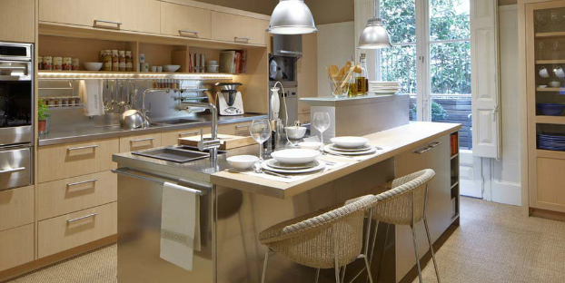 glamour kitchen design 22
