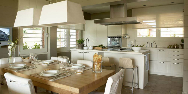 glamour kitchen design 23