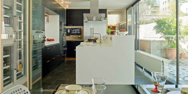 glamour kitchen design 24