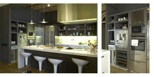 glamour kitchen design 26
