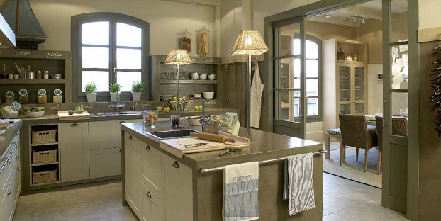 glamour kitchen design 27