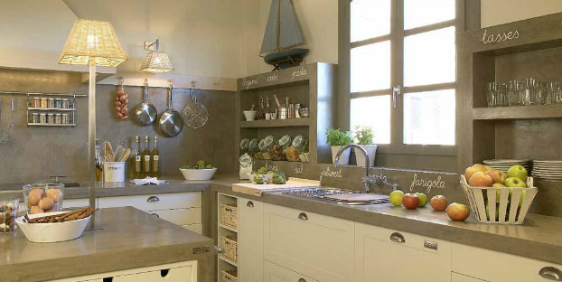 glamour kitchen design 28