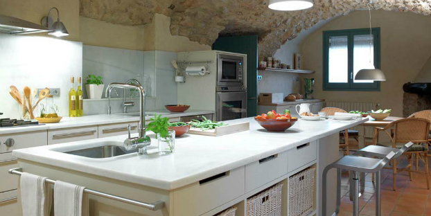 glamour kitchen design 31