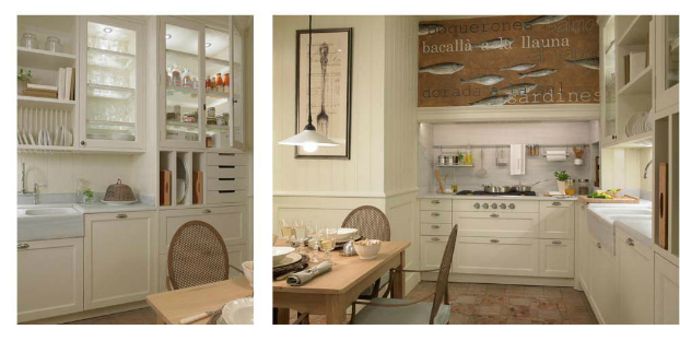 glamour kitchen design 33