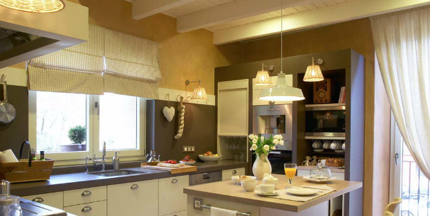glamour kitchen design 34