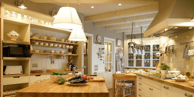 glamour kitchen design 35