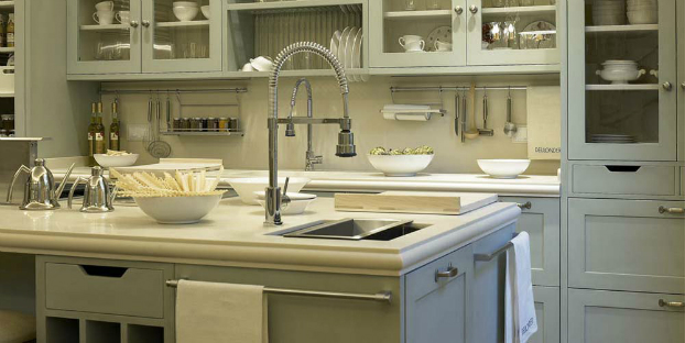 glamour kitchen design 8