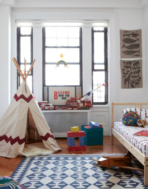 indian style boys room decorating ideas