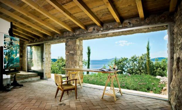 New Contemporary Rustic Interior In Croatia Decoholic