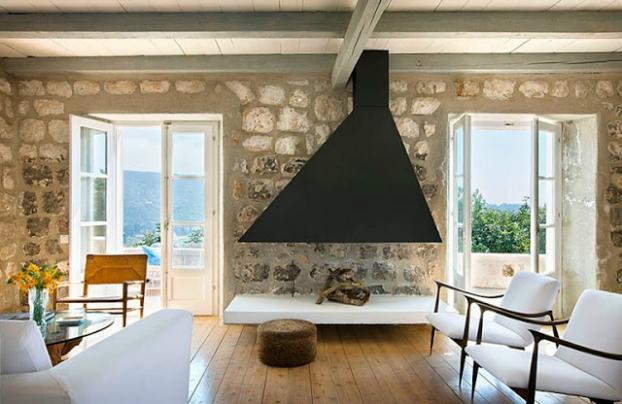 New Contemporary Rustic Interior Design2