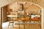 romantic warm farmhouse interior 6