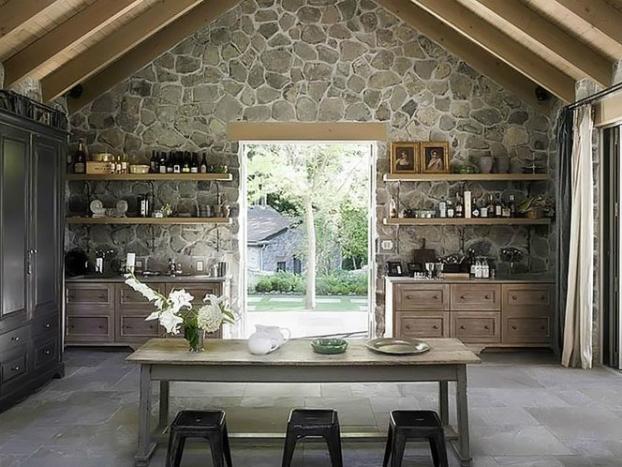 rustic kitchen design 22