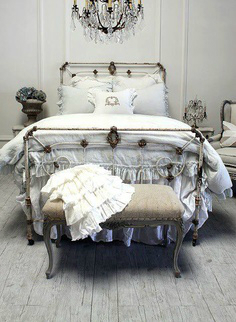 Shabby Chic Bedroom Decorating Ideas 11