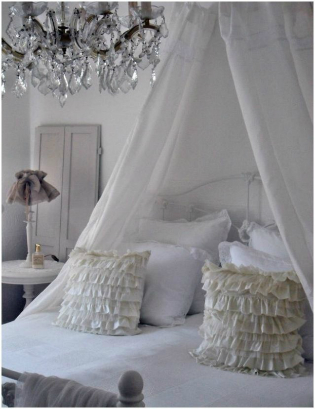 Shabby Chic Bedroom Decorating Ideas 13