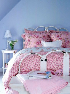 Shabby Chic Bedroom Decorating Ideas 15