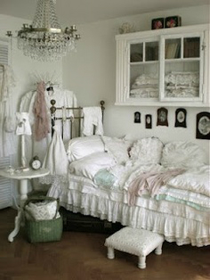 shabby chic bedroom decorating ideas 20 - Ideas For Shabby Chic Bedroom