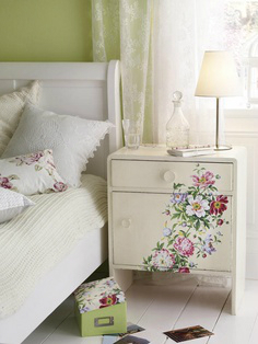 shabby chic bedroom decorating ideas 32 - Ideas For Shabby Chic Bedroom