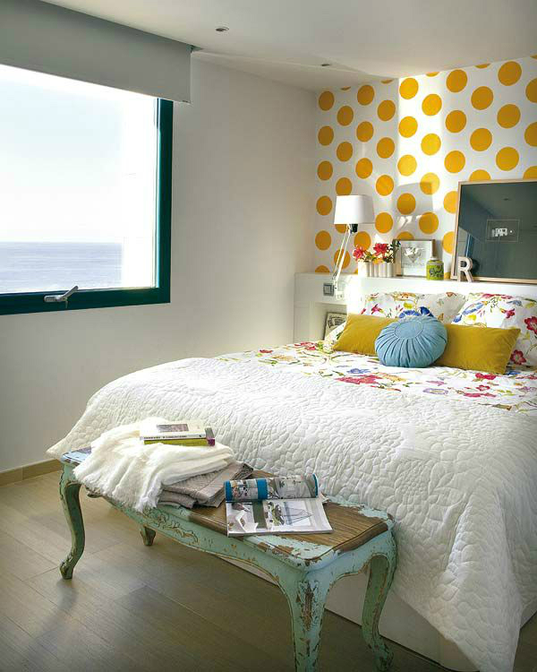 Accent Wall Pictures: Awesome Bedroom Accent Wall Color And Decorating Ideas