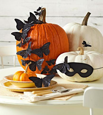 fanciful pumpkins decorating ideas