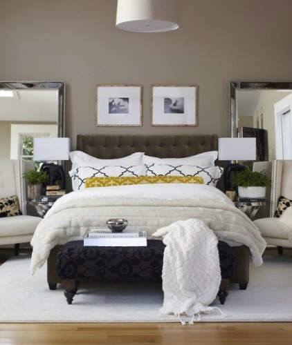 Blissful Bedroom Design 23
