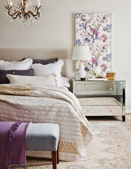 Blissful Bedroom Design 26