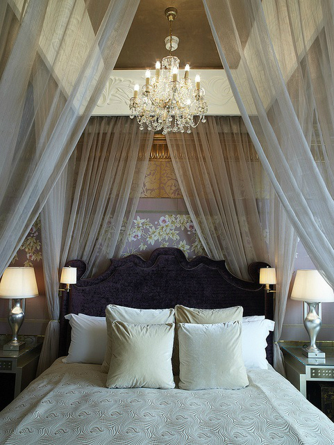 Blissful Bedroom Design 27
