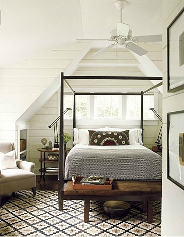 Blissful Bedroom Design 8