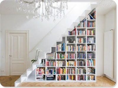 decorating ideas with books 15