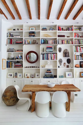 Decorating Your Home With Books: 20 Ideas