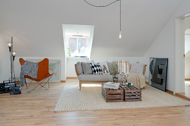 bright scandinavian attic4
